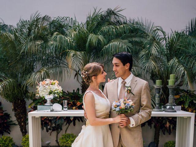El matrimonio de Ksenia y Daniel en Santiago de Surco, Lima 10
