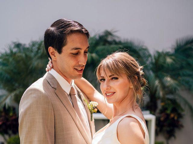 El matrimonio de Ksenia y Daniel en Santiago de Surco, Lima 11
