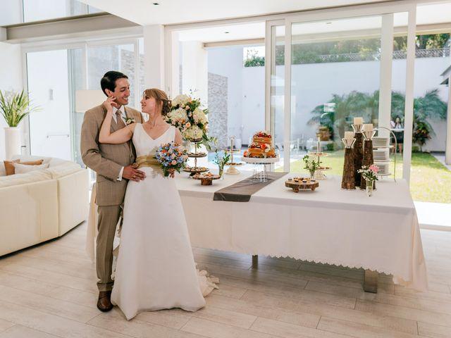 El matrimonio de Ksenia y Daniel en Santiago de Surco, Lima 12