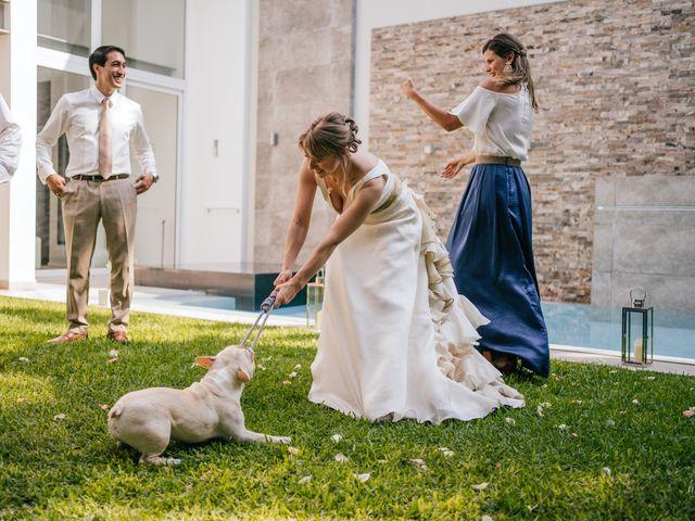 El matrimonio de Ksenia y Daniel en Santiago de Surco, Lima 14