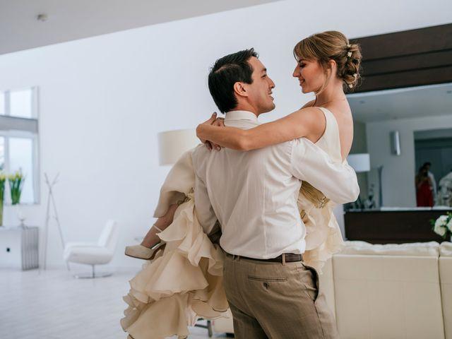 El matrimonio de Ksenia y Daniel en Santiago de Surco, Lima 23