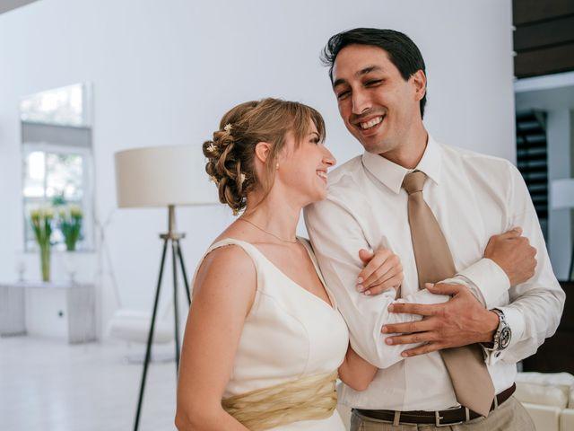 El matrimonio de Ksenia y Daniel en Santiago de Surco, Lima 24
