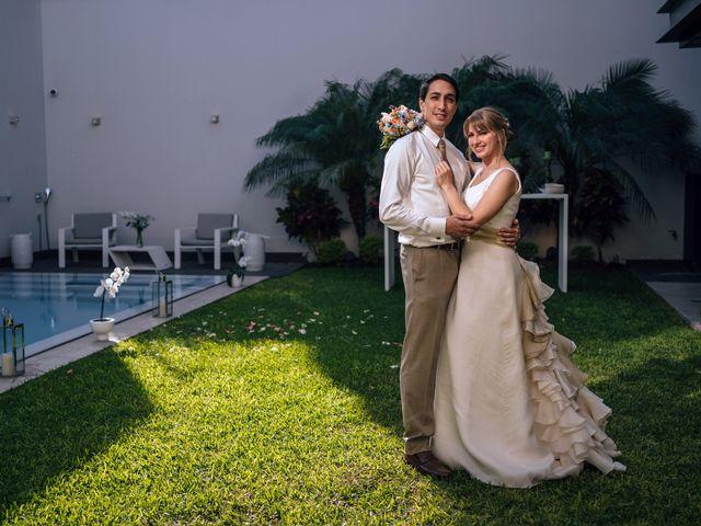 El matrimonio de Ksenia y Daniel en Santiago de Surco, Lima 26
