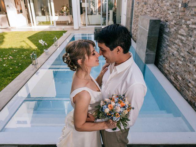 El matrimonio de Ksenia y Daniel en Santiago de Surco, Lima 28
