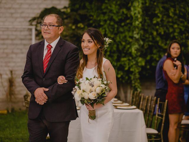 El matrimonio de Matheus y Nahomi en Chancay, Lima 24