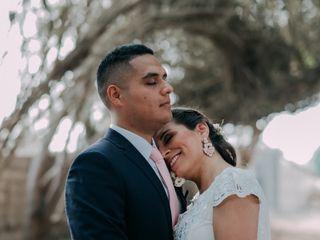 El matrimonio de Zinthia y Miguel