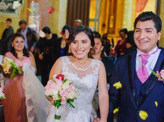 El matrimonio de Isabel y Luis