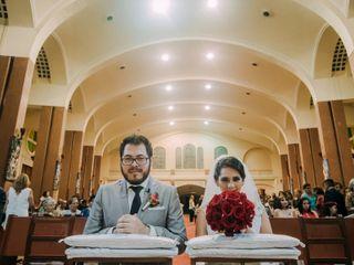 El matrimonio de Blanca y Diego