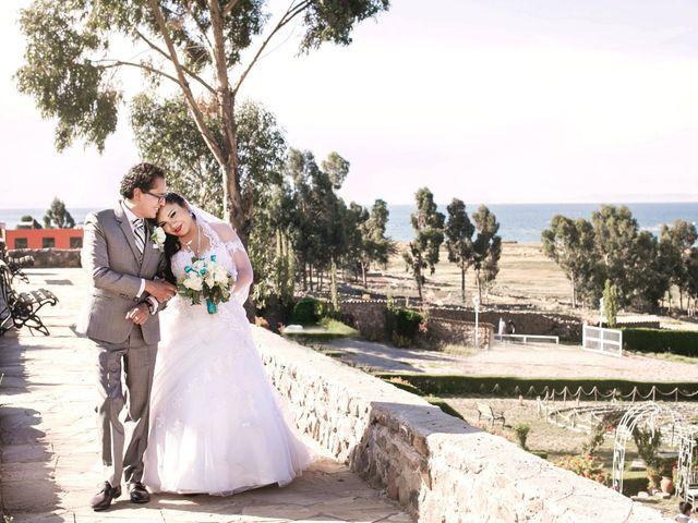 El matrimonio de Mariela  y Manuel