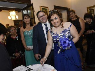 El matrimonio de Sandra y Héctor 3