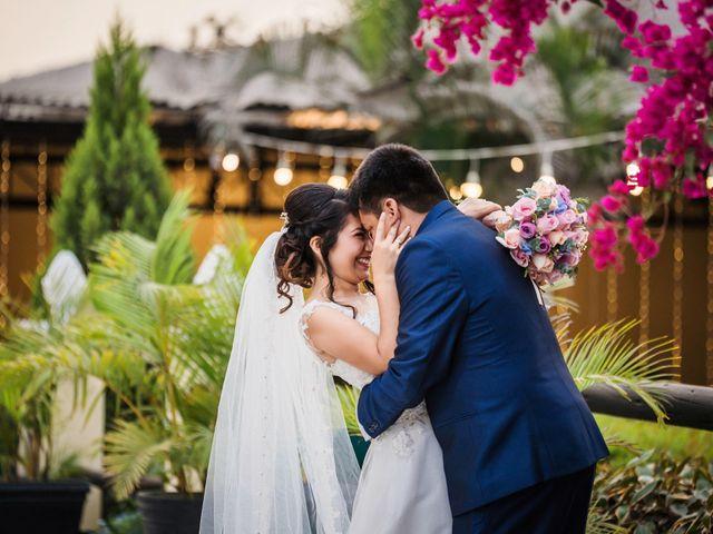 El matrimonio de Johanna y Joel