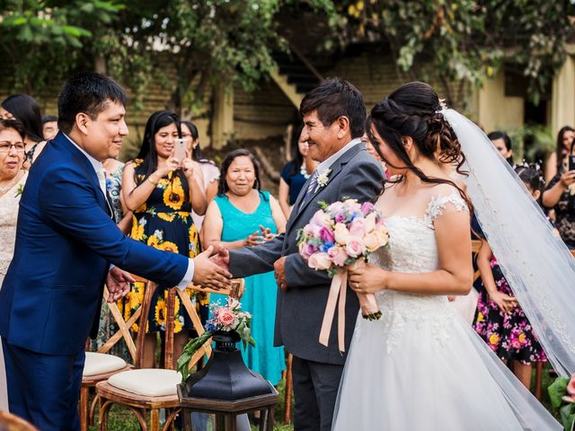 El matrimonio de Joel y Johanna en Lima, Lima 13