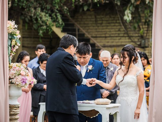 El matrimonio de Joel y Johanna en Lima, Lima 18