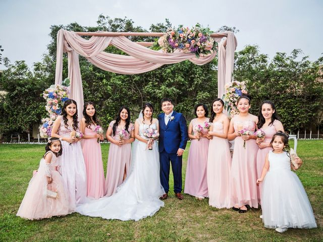 El matrimonio de Joel y Johanna en Lima, Lima 26