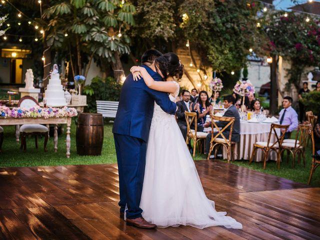 El matrimonio de Joel y Johanna en Lima, Lima 54