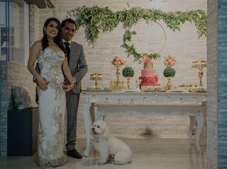 El matrimonio de Luis Fernando y Yanina  1