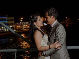 El matrimonio de Luis Fernando y Yanina  2