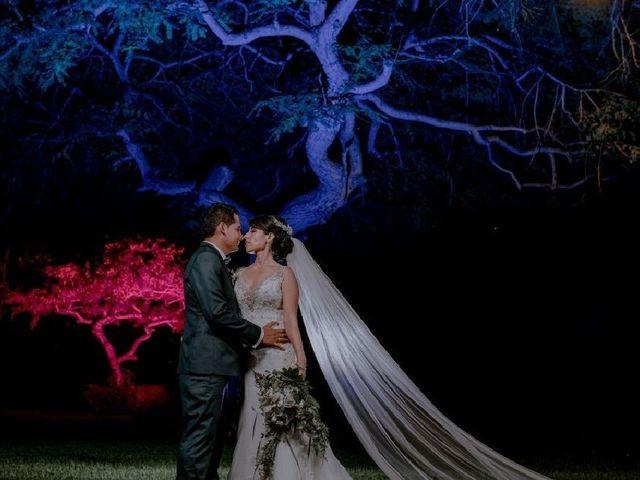 El matrimonio de Luis Fernando y Yanina