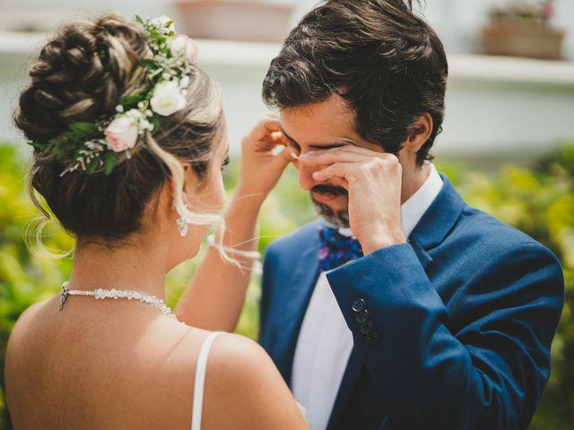 El matrimonio de Diego y Kriss en Pachacamac, Lima 31