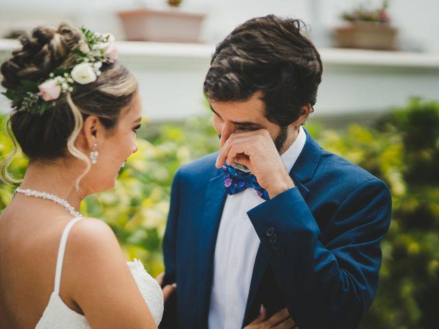El matrimonio de Diego y Kriss en Pachacamac, Lima 32