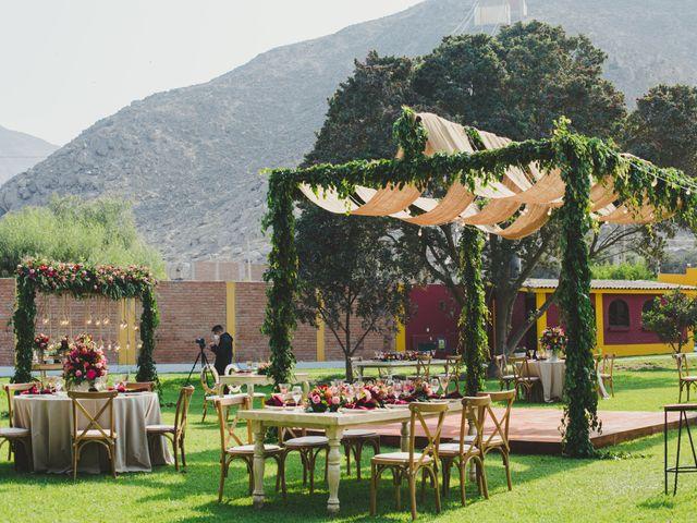 El matrimonio de Diego y Kriss en Pachacamac, Lima 42
