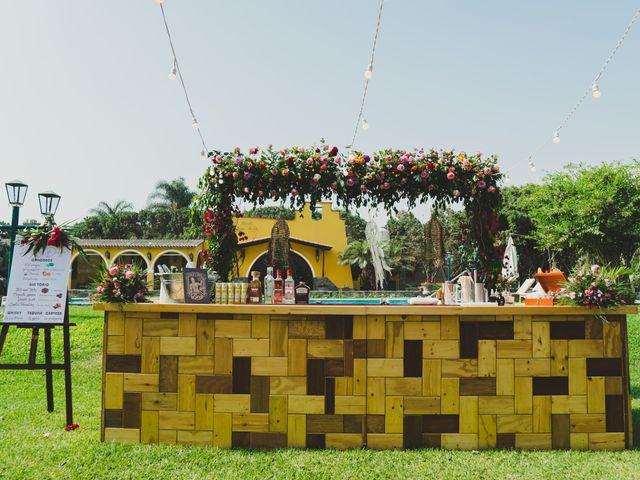 El matrimonio de Diego y Kriss en Pachacamac, Lima 44
