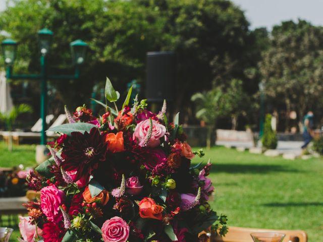 El matrimonio de Diego y Kriss en Pachacamac, Lima 48