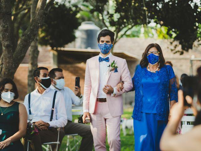 El matrimonio de Diego y Kriss en Pachacamac, Lima 50