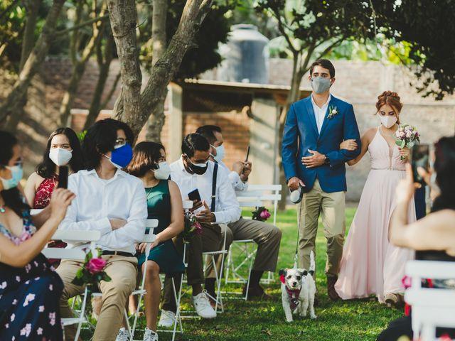 El matrimonio de Diego y Kriss en Pachacamac, Lima 52