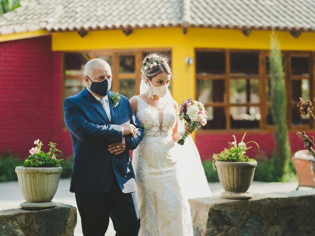 El matrimonio de Diego y Kriss en Pachacamac, Lima 53
