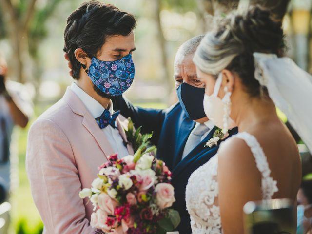 El matrimonio de Diego y Kriss en Pachacamac, Lima 54