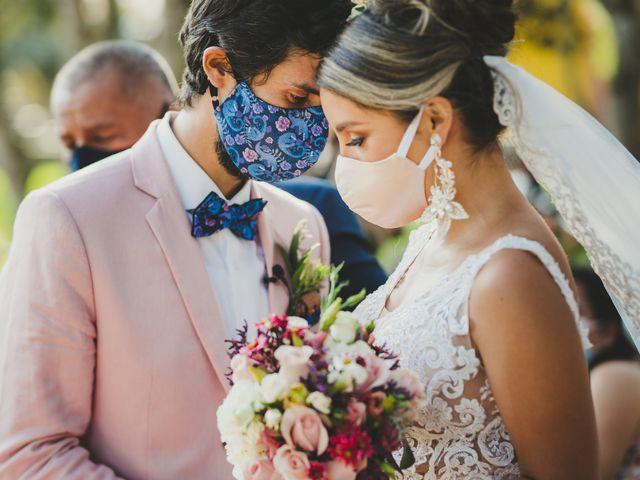 El matrimonio de Diego y Kriss en Pachacamac, Lima 55