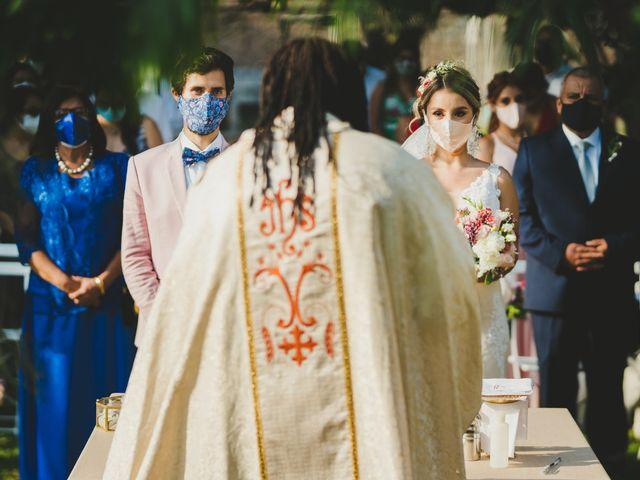 El matrimonio de Diego y Kriss en Pachacamac, Lima 56