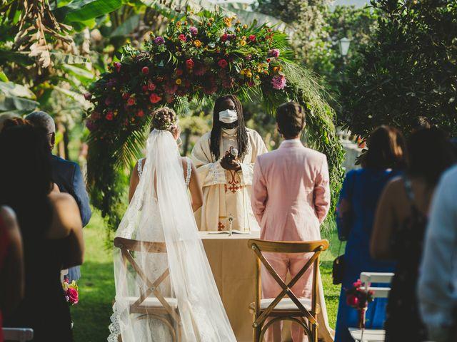 El matrimonio de Diego y Kriss en Pachacamac, Lima 57