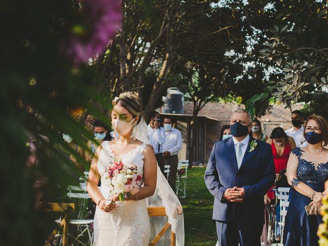 El matrimonio de Diego y Kriss en Pachacamac, Lima 58