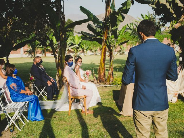 El matrimonio de Diego y Kriss en Pachacamac, Lima 59