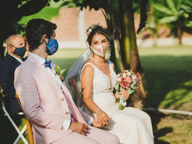 El matrimonio de Diego y Kriss en Pachacamac, Lima 60