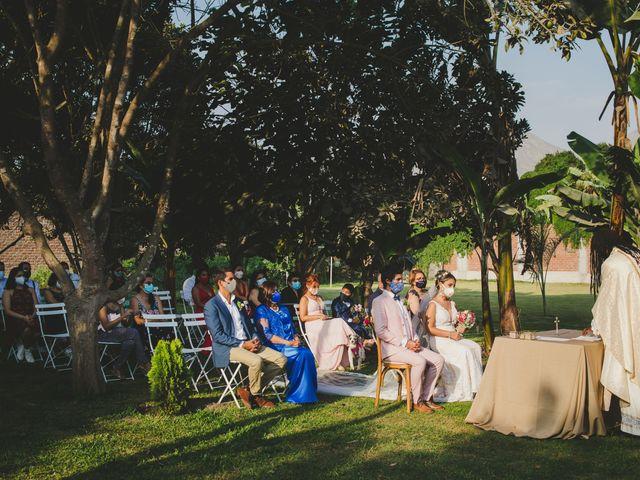 El matrimonio de Diego y Kriss en Pachacamac, Lima 61