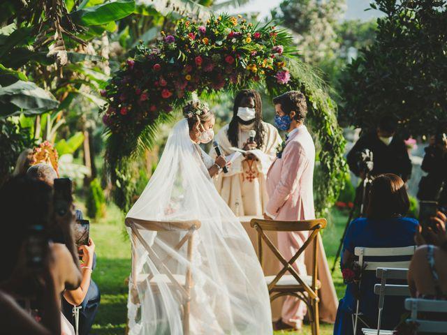 El matrimonio de Diego y Kriss en Pachacamac, Lima 64