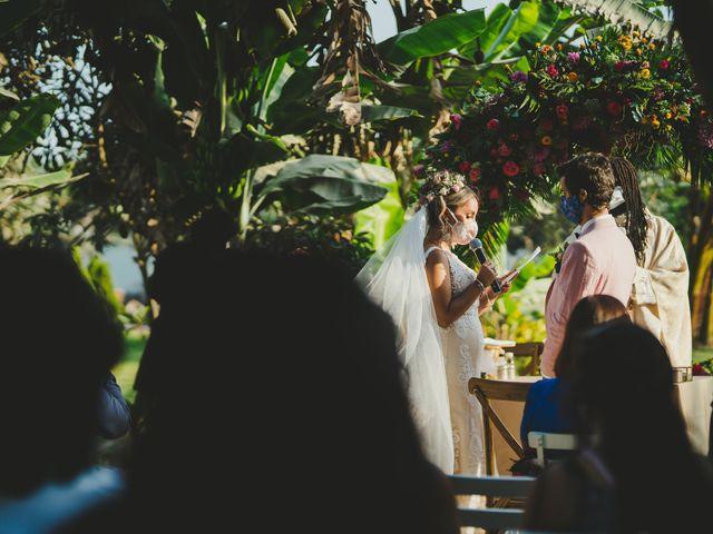 El matrimonio de Diego y Kriss en Pachacamac, Lima 65