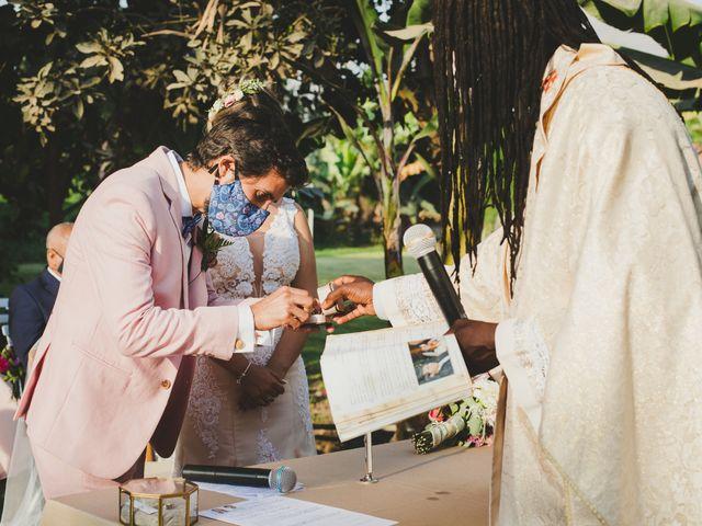 El matrimonio de Diego y Kriss en Pachacamac, Lima 67