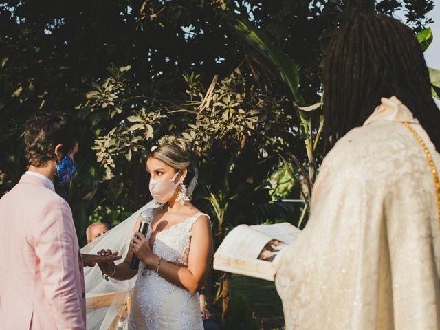 El matrimonio de Diego y Kriss en Pachacamac, Lima 68