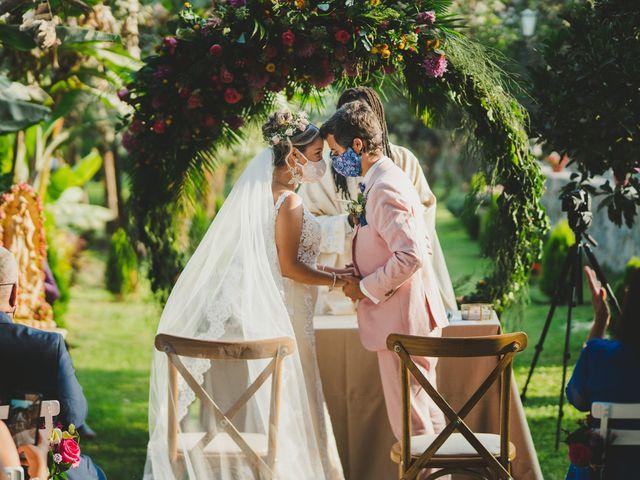El matrimonio de Diego y Kriss en Pachacamac, Lima 69