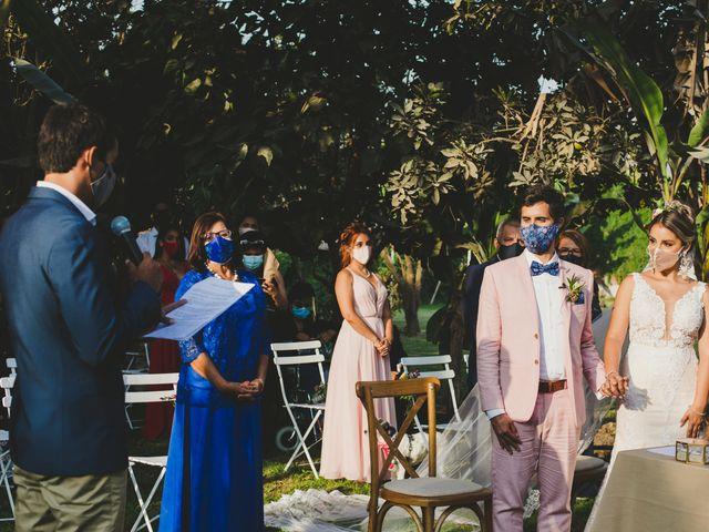 El matrimonio de Diego y Kriss en Pachacamac, Lima 71