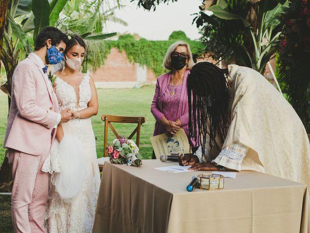 El matrimonio de Diego y Kriss en Pachacamac, Lima 74