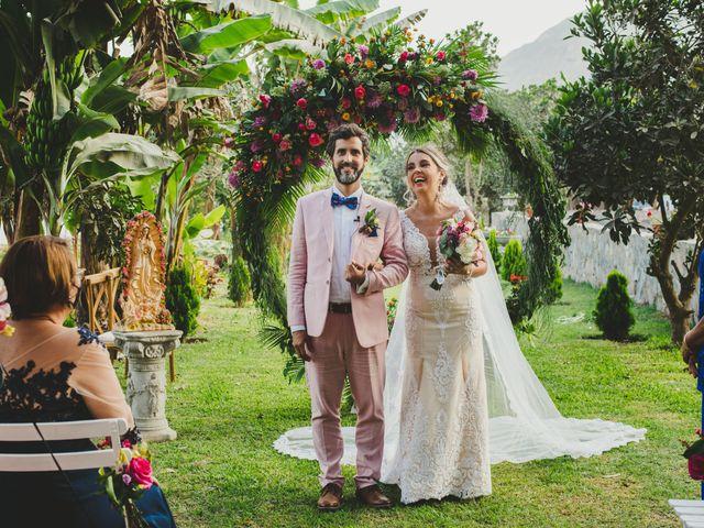 El matrimonio de Diego y Kriss en Pachacamac, Lima 75