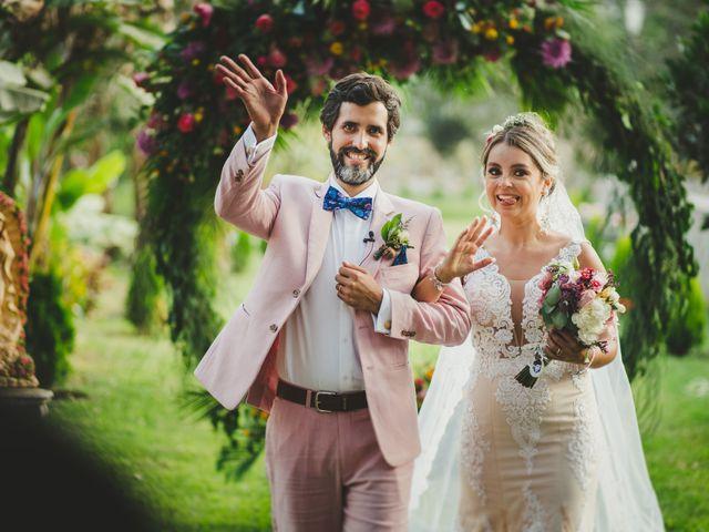 El matrimonio de Diego y Kriss en Pachacamac, Lima 76