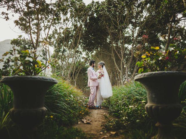 El matrimonio de Diego y Kriss en Pachacamac, Lima 81