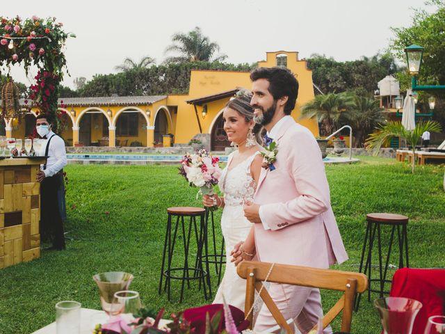 El matrimonio de Diego y Kriss en Pachacamac, Lima 84