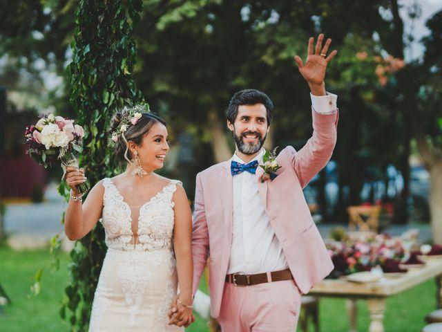 El matrimonio de Diego y Kriss en Pachacamac, Lima 85